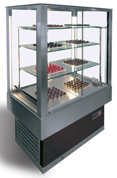 Bombonera frigorifica modelo Luxe