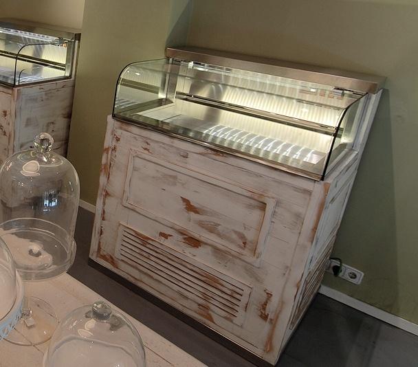 Muebles frigor ficos a medida pasteler a hofmann david for Muebles aznar