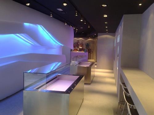 Mobiliario técnico frigorífico