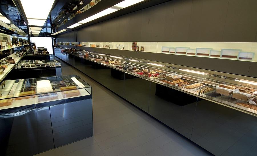 Mueble frigorífico lineal