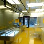 Vitrina mural frigorífica